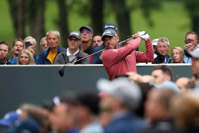 Golf - European Tour - BMW PGA Championship - Wentworth Club, Virginia Water, Britain - May 25, 2018 England's Lee Westwood during the second round Action Images via Reuters/Peter Cziborra