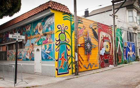 The Mission, San Francisco, California - Credit: Stephanie Hager Photography 2012/Stephanie Hager - HagerPhoto