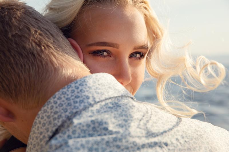 While they view infidelity differently, the ability to forgive is similar in both genders. (Getty Images)