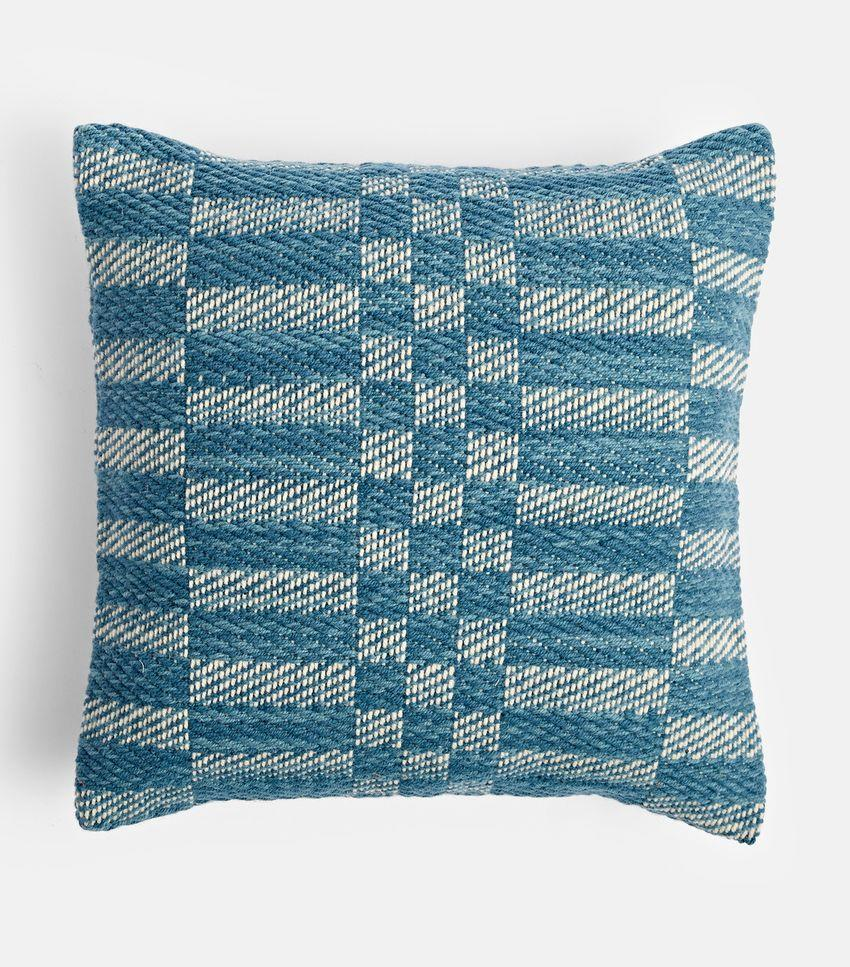 Cozy up your décor with this graphic pillow before the cold weather comes.