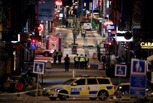 <p>Stockholm truck attacker pleads guilty as terrorism trial opens</p>