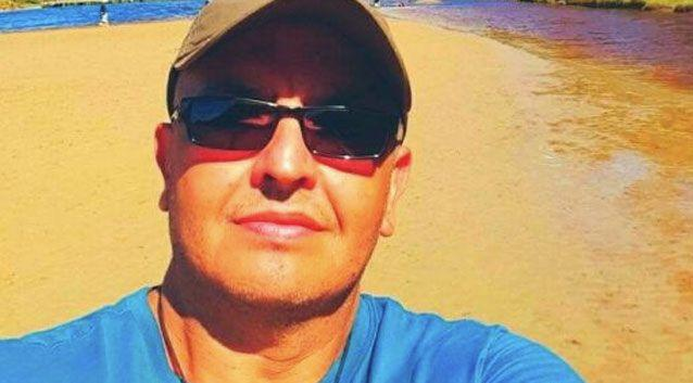 Julio Ascui, also known as Lester, had not been heard from since making a Facebook post on Friday. Photo: 7 News