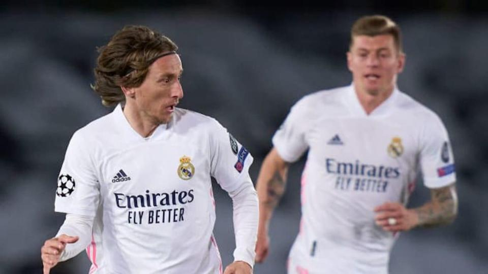 Luka Modric e Toni Kroos | Quality Sport Images/Getty Images