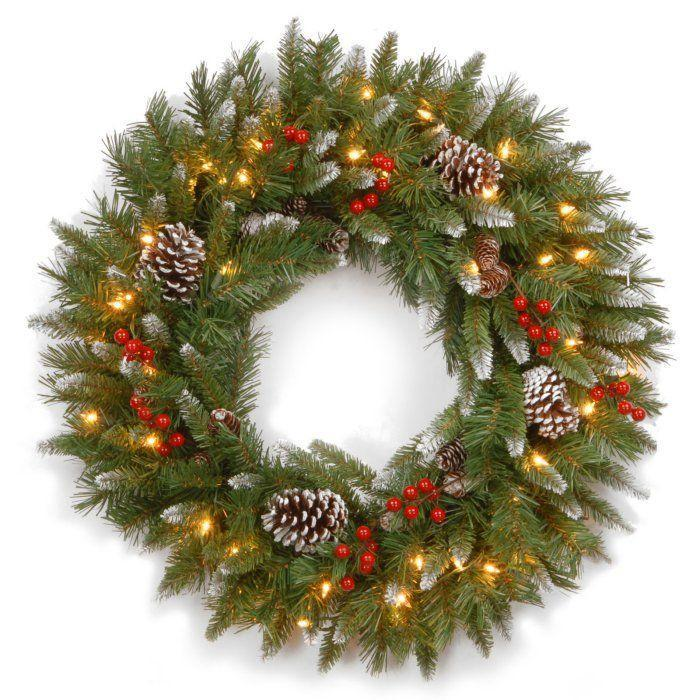 "<p><strong>National Tree Company</strong></p><p>hayneedle.com</p><p><strong>$60.26</strong></p><p><a href=""https://www.hayneedle.com/product/30-in-frosted-berry-pre-lit-wreath.cfm"" rel=""nofollow noopener"" target=""_blank"" data-ylk=""slk:Shop Now"" class=""link rapid-noclick-resp"">Shop Now</a></p><p>This lush wreath will fit seamlessly into any <a href=""https://www.elledecor.com/design-decorate/g22/holiday-decor-small-space/"" rel=""nofollow noopener"" target=""_blank"" data-ylk=""slk:home holiday decor"" class=""link rapid-noclick-resp"">home holiday decor</a>.</p>"