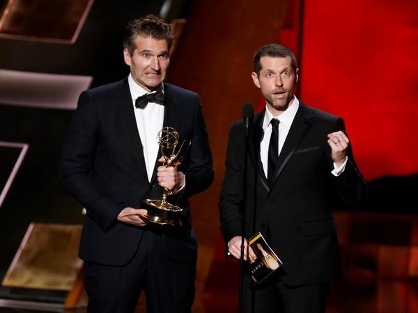 'Game of Thrones' showrunners David Benioff and D B Weiss
