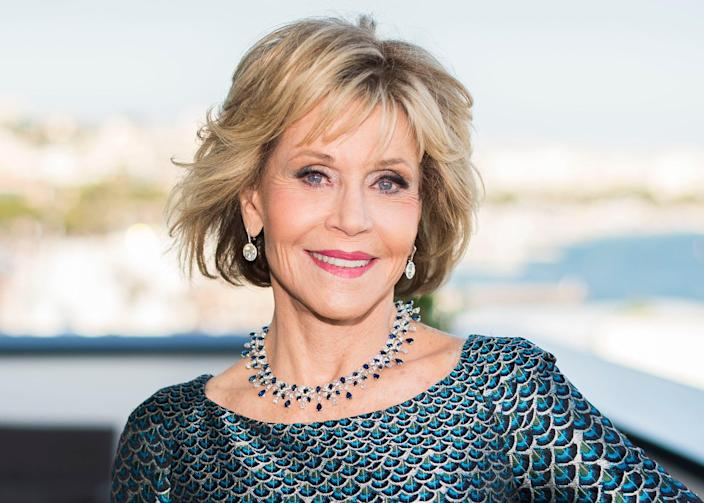 <p>Jane Fonda to receive Cecil B deMille Award at 2021 Golden Globes</p> (Getty Images)