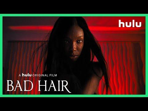 """<p><em>Dear White People's</em> Elle Lorraine stars in this horror satire about an aspiring Black VJ who gets caught up (quite literally) in her hair, capable of <em>killing</em> people and drinking their blood. Who knew your hair could become your worst enemy? The flick dives into subjects regarding Black Americans' cultural experiences, and also has an all-star cast that includes Lena Waithe, Usher, and Kelly Rowland to boot.</p><p><a class=""""link rapid-noclick-resp"""" href=""""https://go.redirectingat.com?id=74968X1596630&url=https%3A%2F%2Fwww.hulu.com%2Fmovie%2Fbad-hair-eb67f592-fd7a-4d0b-aa82-6fef5ee0dd6b&sref=https%3A%2F%2Fwww.menshealth.com%2Fentertainment%2Fg34484258%2Ffunny-halloween-movies%2F"""" rel=""""nofollow noopener"""" target=""""_blank"""" data-ylk=""""slk:Stream it here"""">Stream it here</a></p><p><a href=""""https://www.youtube.com/watch?v=DmrTRblGeKw"""" rel=""""nofollow noopener"""" target=""""_blank"""" data-ylk=""""slk:See the original post on Youtube"""" class=""""link rapid-noclick-resp"""">See the original post on Youtube</a></p>"""