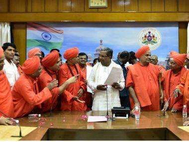 Karnataka Assembly Election Results 2018: Lingayat gamble by Congress dealt serious blow to party, contributed to BJP's votebank
