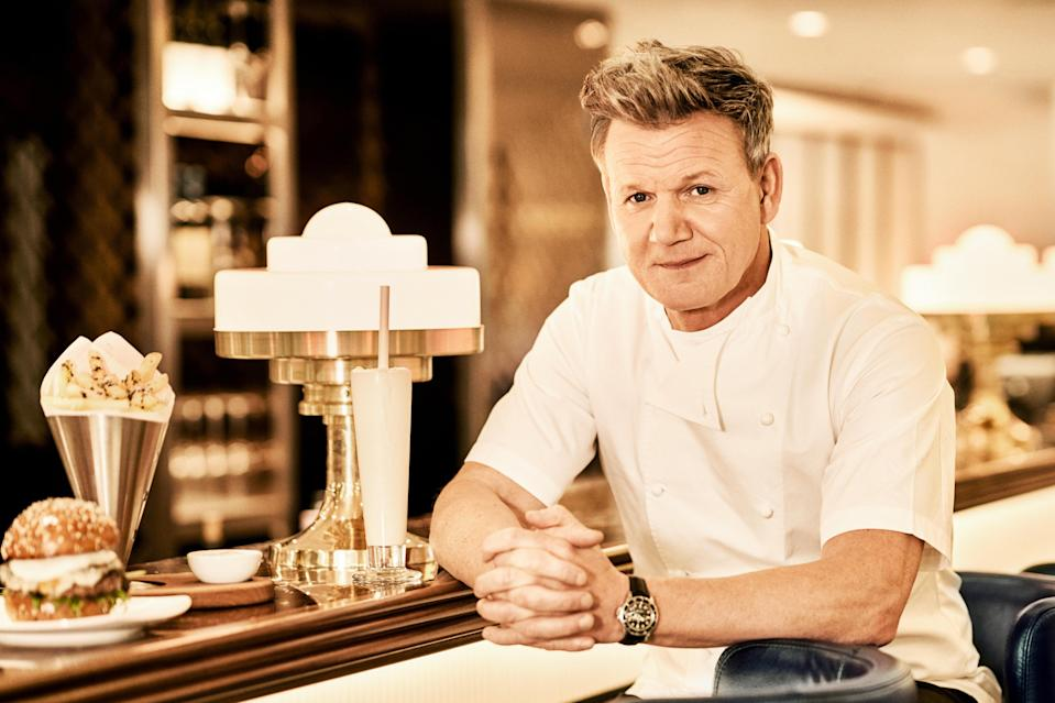 <p>Gordon Ramsay recently launched two new restaurant concepts in London</p> (Julian Broad)