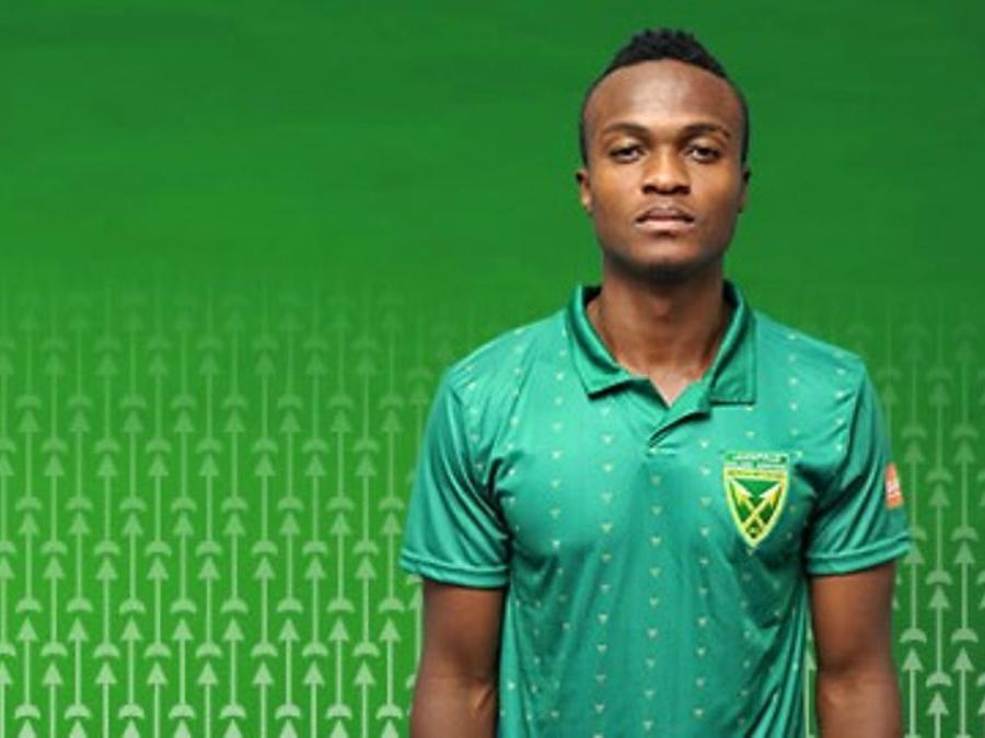 International footballer Miheso says he was threatened at gun point: Golden Arrows