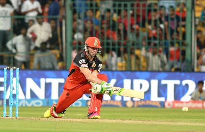 Innovative shot-making comes naturally to me, says AB de Villiers