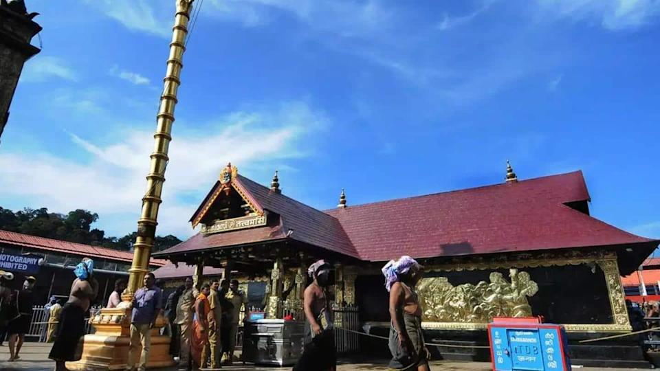 Kerala: Sabarimala temple reopens for pilgrims today amid COVID-19 restrictions