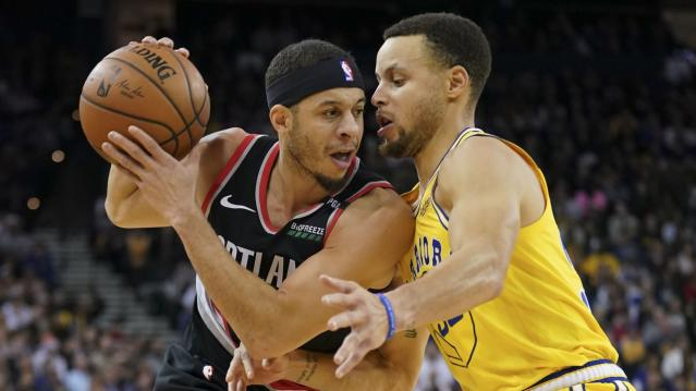 The NBA All-Star Game will be held in Charlotte, N.C., and that evidently is enough for Stephen and Seth Curry to do something special in their hometown.