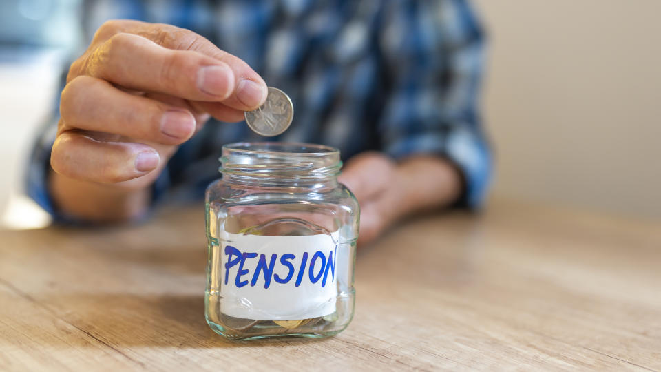 People eager to access their pension savings during the pandemic may be more susceptible to scams around fee arrangements. Credit: Getty.