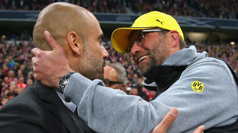 Klopp: Manchester City the most difficult team to play