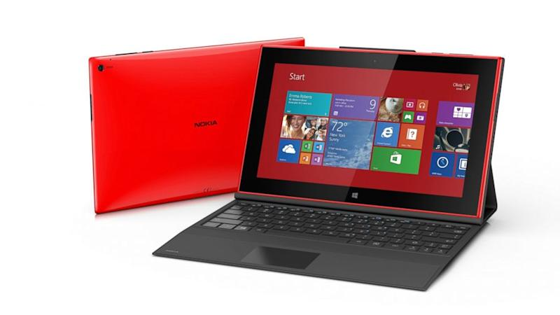 Lumia 2520 and 1520: Nokia Goes Big With Windows