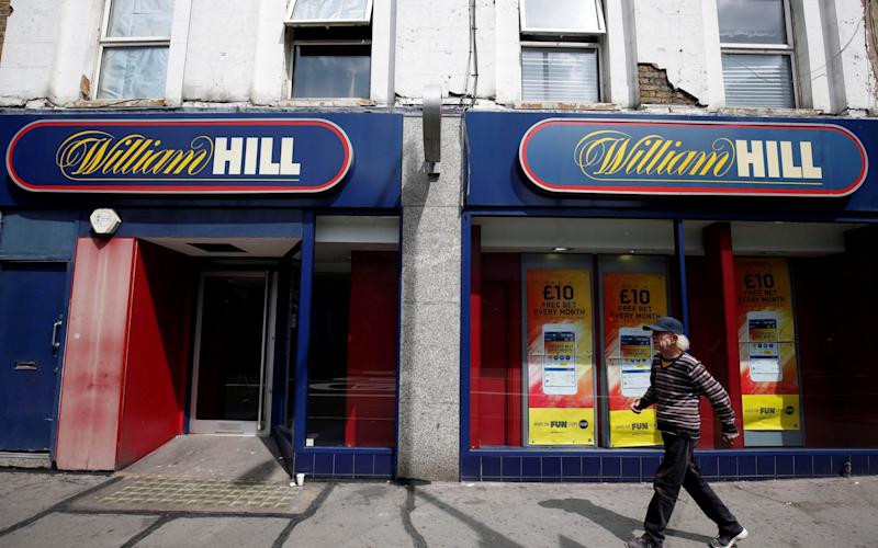 Caesers scores with £2.9bn bid for William Hill