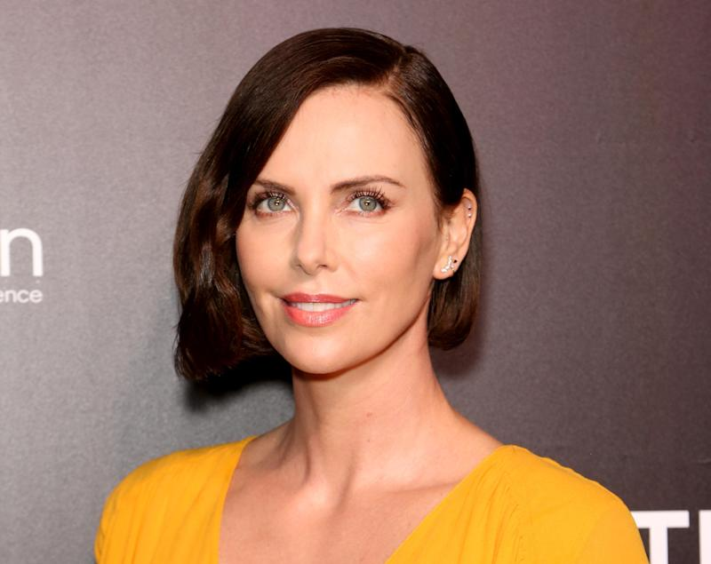 Charlize Theron (Photo: Gabe Ginsberg via Getty Images)