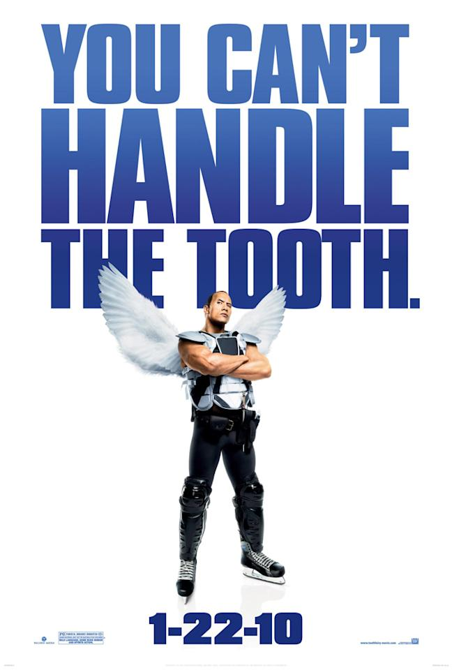 "The Worst:  <a href=""http://movies.yahoo.com/movie/1810041312/info"">TOOTH FAIRY</a>    Any tagline with a pun that bad deserves a place on this list."