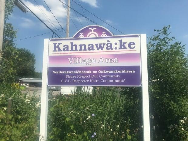 Kahnawake is one of many communities that will see an upgrade in their internet due to a $94-million investment by the provincial and federal governments. (Jessica Deer/CBC - image credit)