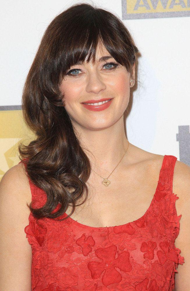 Zooey Deschanel tuvo un 'girl crush' con...