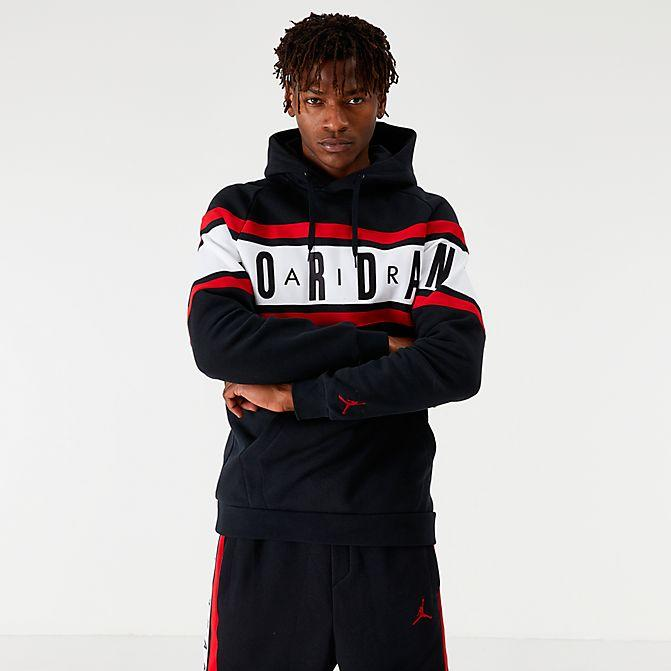 Jordan Air Colorblocked Hoodie