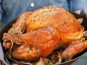 <p>Whole Foods is offering turkey dinners <em>and </em>vegan meals for your plant-based friends this Thanksgiving. Choose between six different menus that have holiday favorites like butternut squash soup and green bean casserole, or switch it up with something unexpected like Szechuan-style cornish hens or creamy cauliflower and apple soup shooters.</p>
