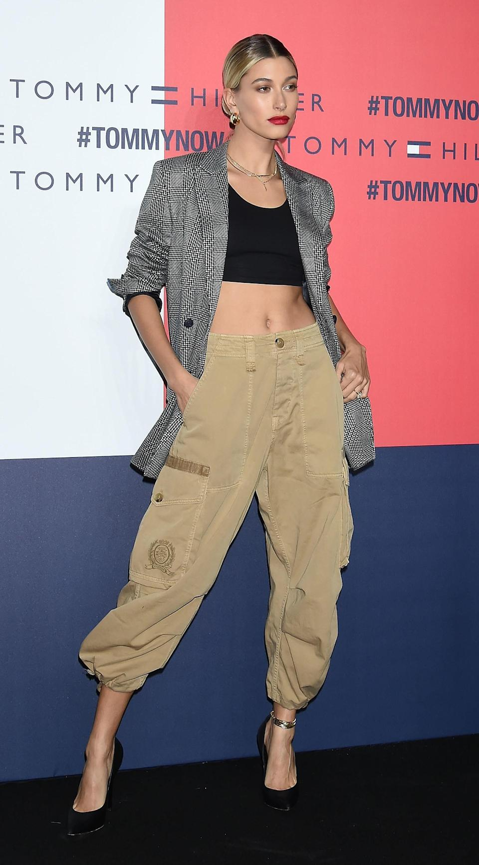 """<h1 class=""""title"""">Tommy Hilfiger Presents 'Tokyo Icons' - Photocall</h1> <cite class=""""credit"""">Getty Images</cite>"""