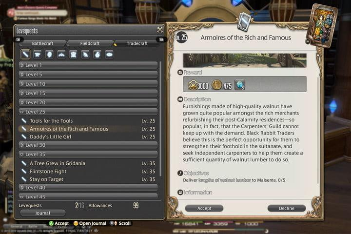 FFXIV: How to level grind
