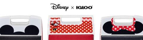 Igloo Announces the Launch of All-New Disney Mickey Mouse and Minnie Mouse Inspired Playmates