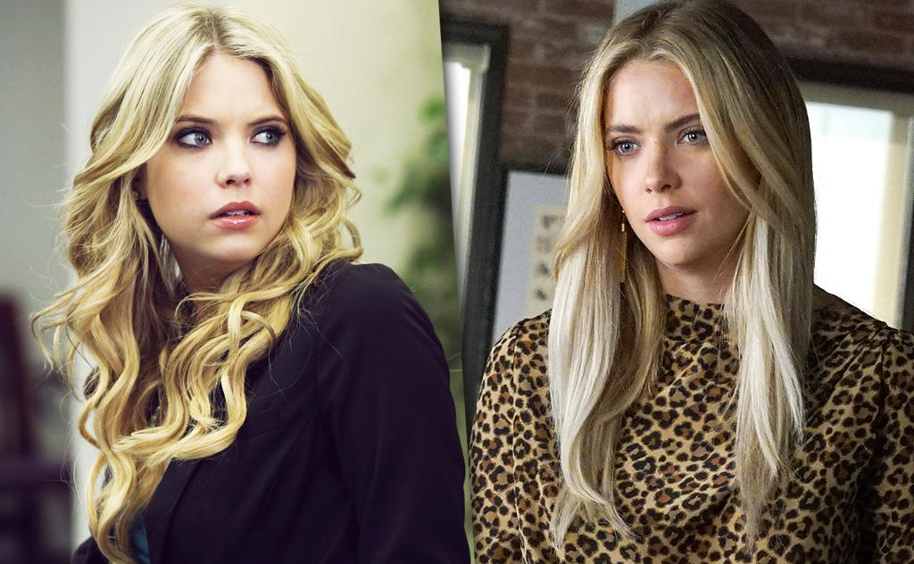 pretty little liars then and now see how the cast has grown in 7