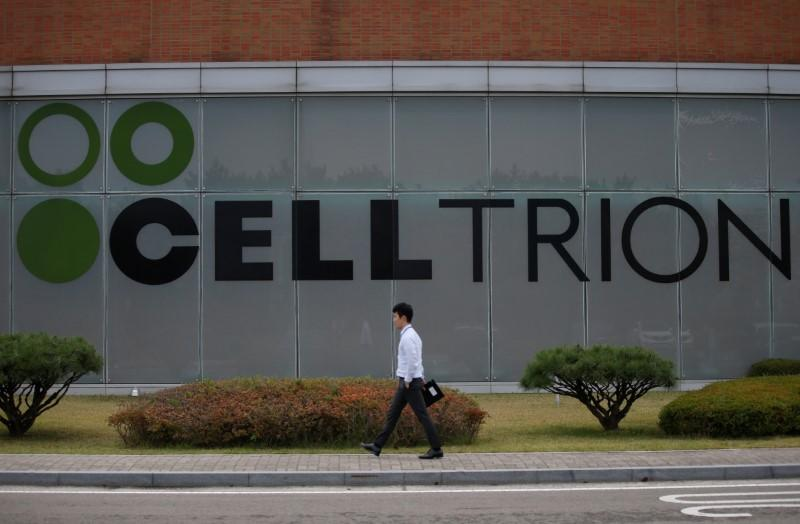 South Korea's Celltrion aims to start in-human COVID-19 drug trial in July