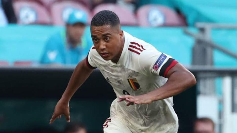 Youri Tielemans   Isosport/MB Media/Getty Images
