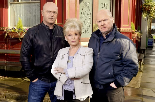 The Mitchells on EastEnders