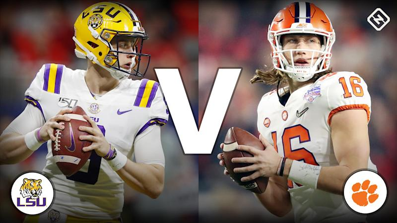 What channel is LSU vs. Clemson on tonight? Time, TV schedule for 2020 college football championship