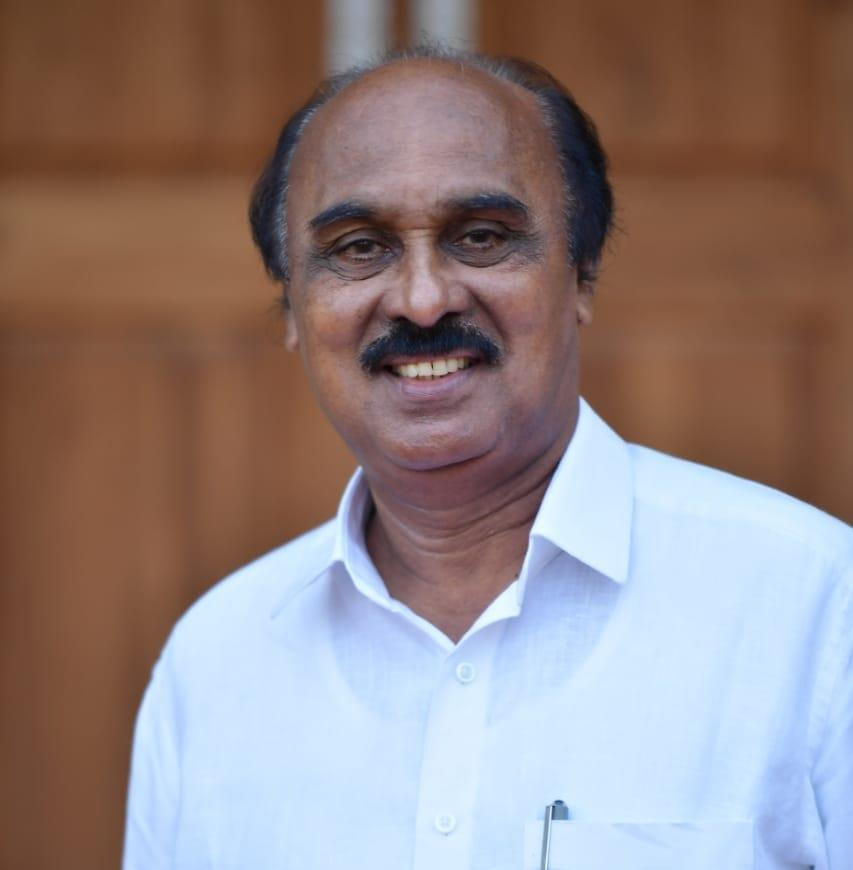 <p><strong>WINS </strong>from<strong> Kanhangad</strong> (Kerala) against PV Suresh (Congress) by 27,129 votes</p>