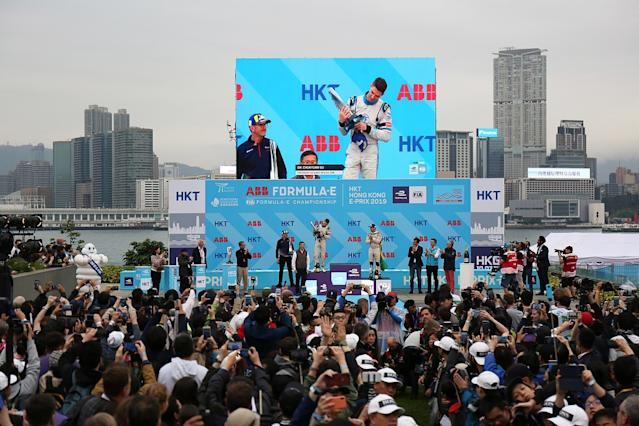 Formula E starts earlier with 14 rounds in 2019/20