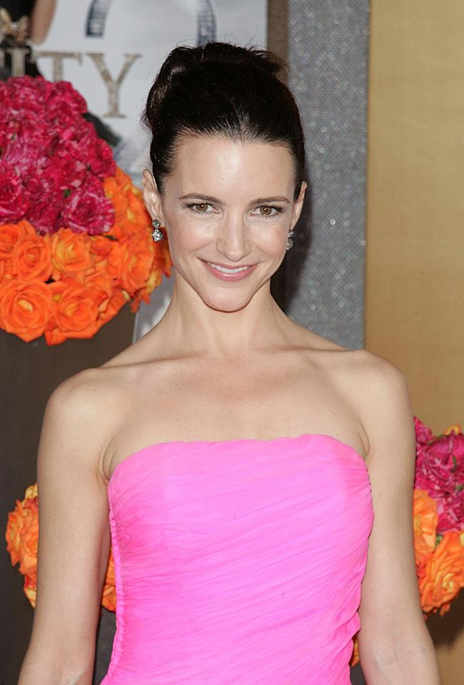 "<a href=""http://movies.yahoo.com/movie/contributor/1800058826"">Kristin Davis</a> at the New York City premiere of <a href=""http://movies.yahoo.com/movie/1810111276/info"">Sex and the City 2</a> - 05/24/2010"