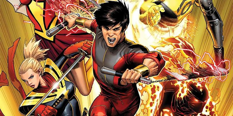 Shang-Chi movie will reportedly feature an ethnically Chinese lead (Credit: Marvel )