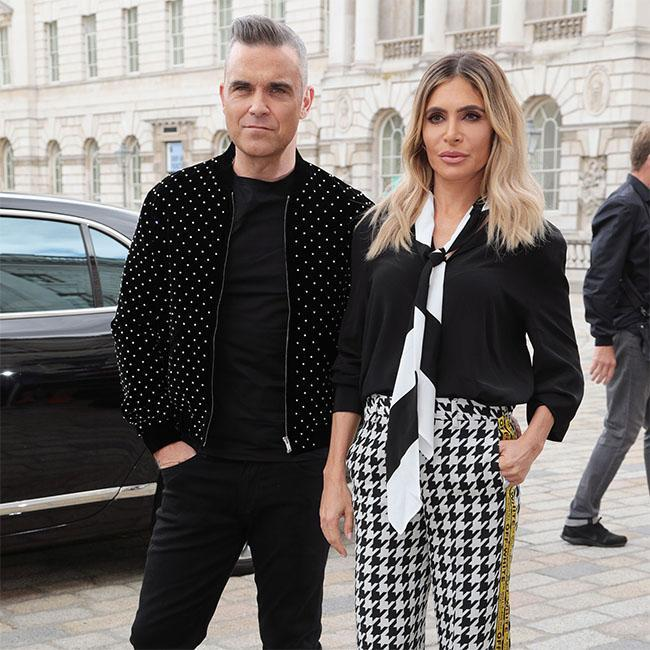 ¿Tendrán Robbie Williams y Ayda Field un cuarto retoño?