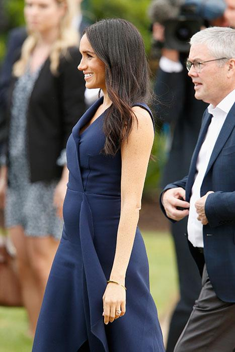 Meghan-Markle-melbourne-side