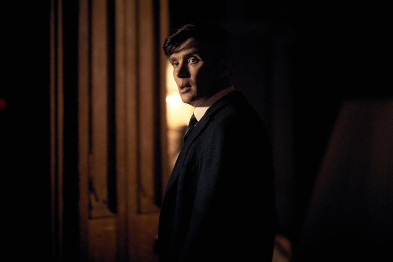 Peaky Blinders creator says a film about the Shelby family is a 'strong possibility'