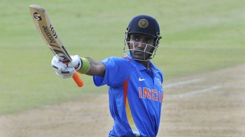 Uthappa has been on the fringes of the Indian team for years now