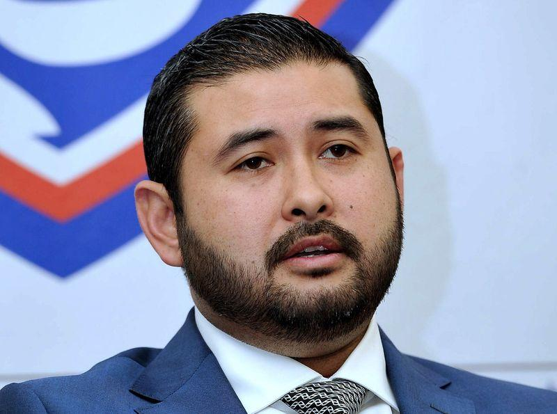 Johor crown prince Tunku Ismail Ibrahim said the Pakatan Harapan government would be no different from its predecessor if it could not accept criticisms. — Bernama pic