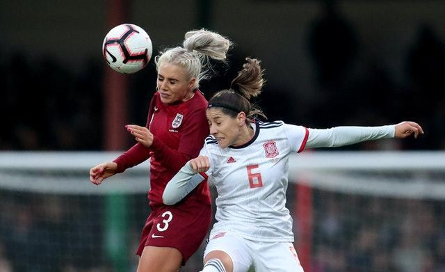 England have not played an international since concluding March's SheBelieves Cup campaign with a 1-0 loss to Spain (Bradley Collyer/PA).