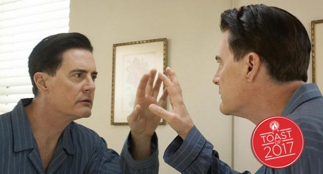 "Kyle MacLachlan in ""Twin Peaks: The Return."" (Photo: Suzanne Tenner/Showtime/Courtesy Everett Collection)"