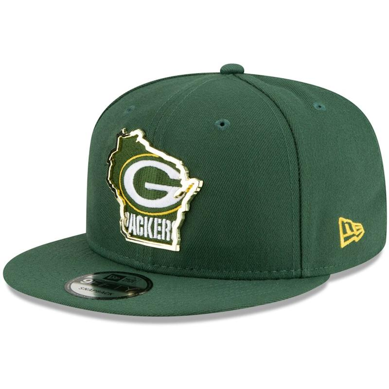 Packers Adjustable Snapback Hat