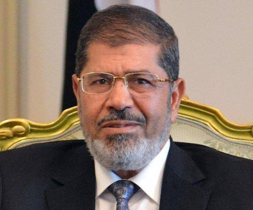 "Egypt President Mohamed Morsi said ""it is our duty to protect our guests and visitors from abroad"""