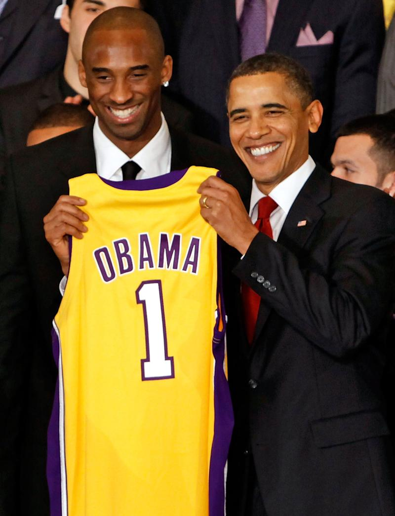 Barack Obama Grieves 'Unthinkable' Death of Kobe Bryant, Killed in Crash with Teen Daughter