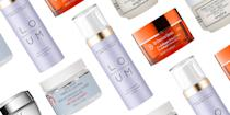 """<p class=""""body-dropcap"""">As we get older, we produce less and less natural collagen, a key building block in our skin that keeps it looking firm, smooth, and, well, youthful. Some ingredients—such as retinol and vitamin C—can help boost collagen production, but why not go straight to the source? You can find collagen in topical, <a href=""""https://www.harpersbazaar.com/beauty/skin-care/g13529968/collagen-supplements/"""" rel=""""nofollow noopener"""" target=""""_blank"""" data-ylk=""""slk:supplement"""" class=""""link rapid-noclick-resp"""">supplement</a>, and even injectable form—all with varying degrees of results. And although the wrinkle-softening effects of collagen moisturizers may be temporary, these creams below can help kickstart your skincare transformation journey. Read on for the nine collagen creams we think are worth it.</p>"""